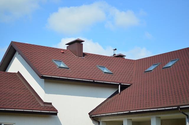 jak zbudować dom energooszczędny: zwróć uwagę na dach