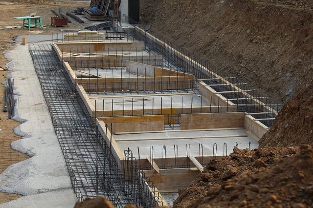 Jak wybrać fundamenty pod budowę domu?