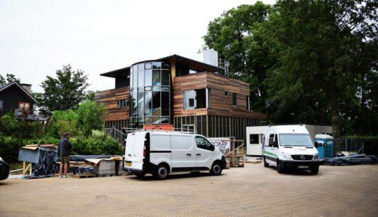 house extension rozbudowa domu