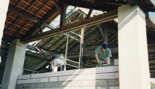 Błędy przy budowie domu - murowanie