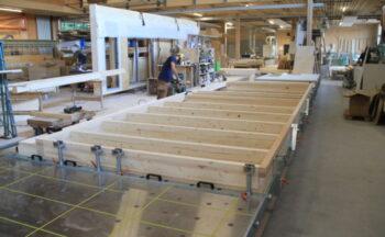 prefabrykaty drewniane